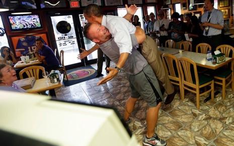 Tạm biệt Obama, vị Tổng thống Mỹ rất đỗi bình dị - ảnh 6