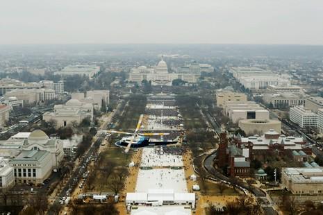 Khoảnh khắc ấn tượng tại lễ nhậm chức của ông Trump - ảnh 16