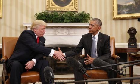 Xúc động lời chia sẻ cuối cùng trên Twitter của Obama - ảnh 2
