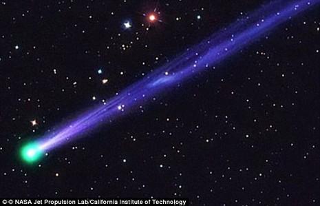 Nguyệt thực, sao chổi, trăng tuyết sắp cùng xuất hiện - ảnh 2