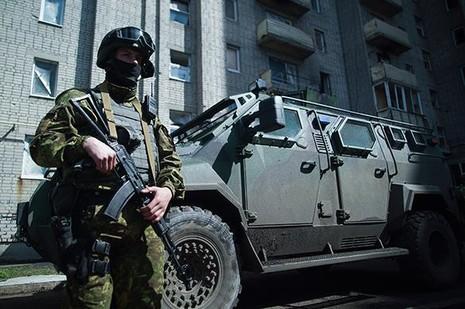 Kiev sắp có trận đánh lớn vào Donbass? - ảnh 1