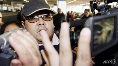 Có mẫu ADN Malaysia mới trả thi thể ông Kim Jong-nam - ảnh 1