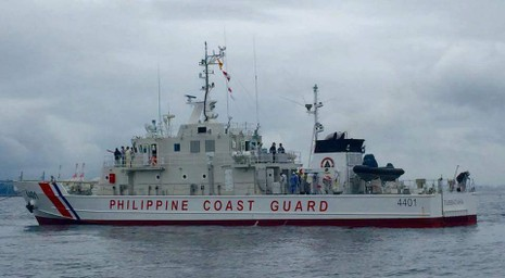 Trung Quốc mời tuần duyên Philippines sang thăm  - ảnh 1