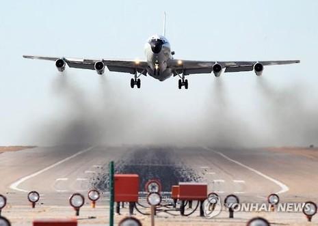 Mỹ điều máy bay 'săn' hạt nhân tới bán đảo Triều Tiên - ảnh 1