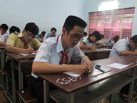 'Đề kiểm tra học kỳ cần có câu hỏi liên hệ từ thực tế' - ảnh 1