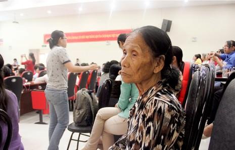 Hàng trăm nữ tiểu thương tham gia hội thi 'Phụ nữ và pháp luật' - ảnh 3
