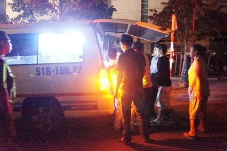Một phụ nữ gieo mình xuống kênh Nhiêu Lộc trong đêm - ảnh 1