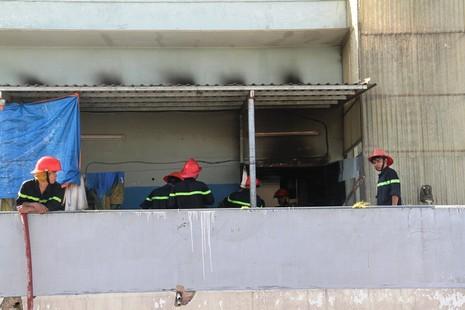 Cháy xưởng làm đồ mỹ nghệ  - ảnh 2