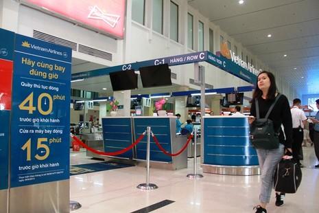 Cách hoàn thành sớm thủ tục ở sân bay Tân Sơn Nhất  - ảnh 8