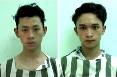 Hai thiếu niên 16 tuổi dùng súng giả đi cướp ở Sài Gòn - ảnh 1
