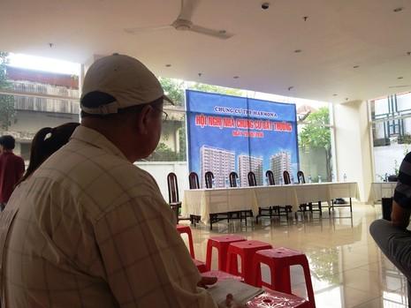 Chung cư Harmona tổ chức hội nghị bất thường - ảnh 1