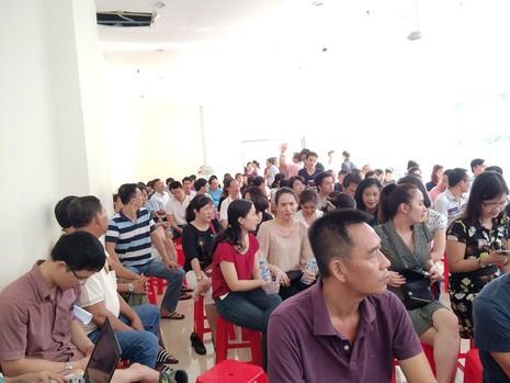 Chung cư Harmona tổ chức hội nghị bất thường - ảnh 2