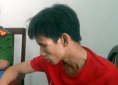 Bảo khai nhận đã cùng đồng bọn đột nhập một căn nhà tại quận Tân Bình lấy đi chiếc két sắt gồm nhiều tài sản khoảng 3 tỷ đồng