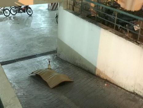 Người phụ nữ người Philippines rơi từ lầu 8 chung cư, tử vong ngay tại chỗ