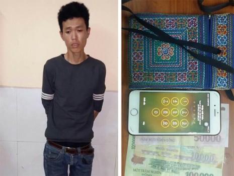 Tên cướp lẻn vào nhà người dân tại Sài Gòn để cướp