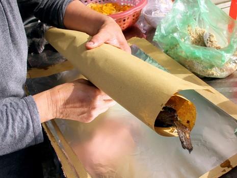 Phố cá lóc nướng ở Sài Gòn trúng lớn ngày vía Thần tài - ảnh 10