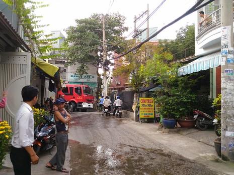 Cháy khách sạn đường Quang Trung, 4 người được giải cứu - ảnh 4