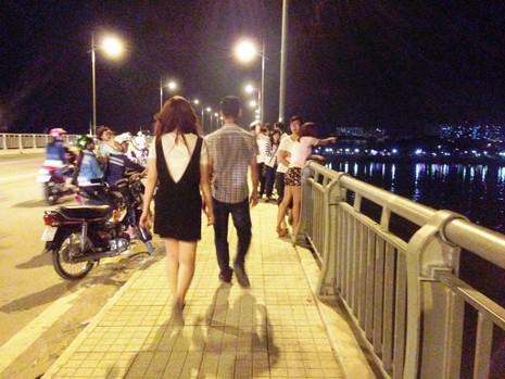 Cô gái trẻ nhảy xuống sông Đồng Nai được cứu sống hi hữu - ảnh 2