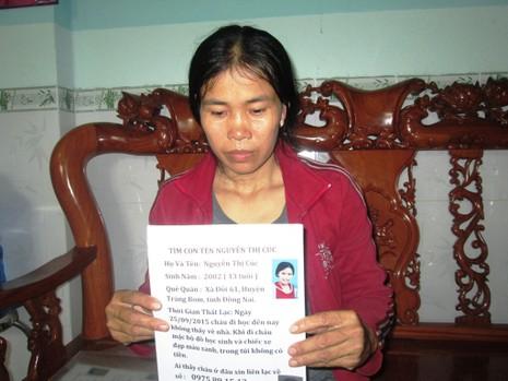 Một nữ học sinh đi học rồi mất tích bí ẩn - ảnh 2