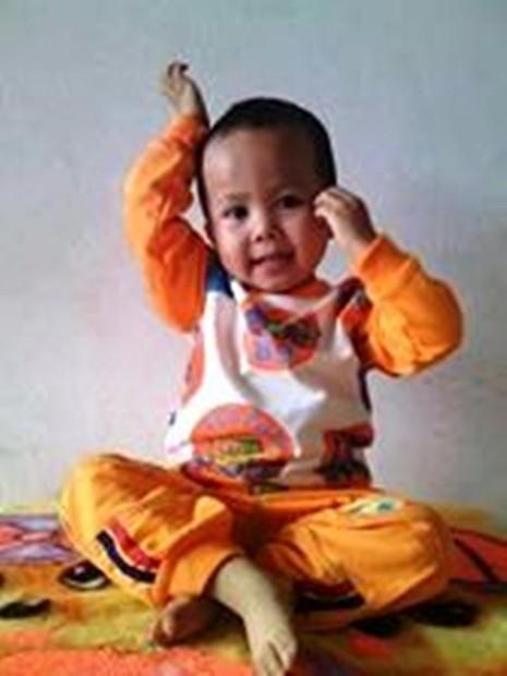 Bé trai ba tuổi mất tích bí ẩn hơn năm tháng - ảnh 1