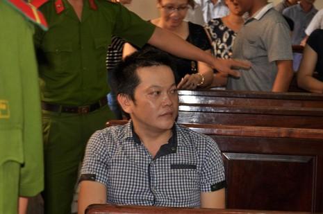 Vụ nổ súng tại Trạm Suối Tre: Trương Thành Chí lãnh ba năm tù - ảnh 2