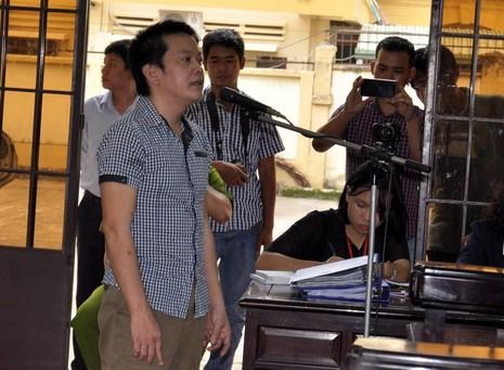 Vụ nổ súng tại Trạm Suối Tre: Trương Thành Chí lãnh ba năm tù - ảnh 1