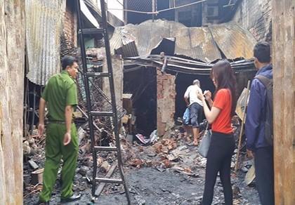 Vụ cháy ở Đồng Nai khiến 4 người chết là do chập điện - ảnh 1