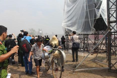 Cuộc diễn tập khủng với hơn 2.000 cảnh sát tham gia - ảnh 4
