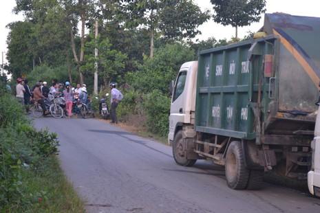 Đồng Nai: Người dân chặn xe chở rác vào nhà máy - ảnh 3