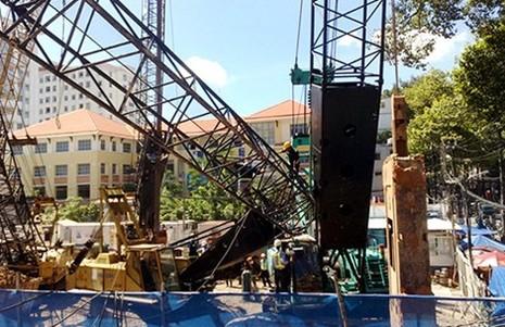 Audio: Đủ kiểu tai nạn ở công trình xây dựng - ảnh 1