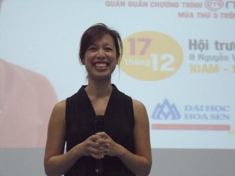 Christine Hà: 'Cuộc sống không vì nỗi đau của vài người mà dừng lại'. - ảnh 1