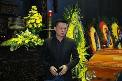 Dàn sao Việt nghẹn ngào tiễn biệt nhạc sĩ Lương Minh  - ảnh 6