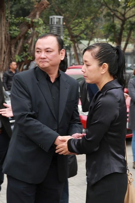 Dàn sao Việt nghẹn ngào tiễn biệt nhạc sĩ Lương Minh  - ảnh 3