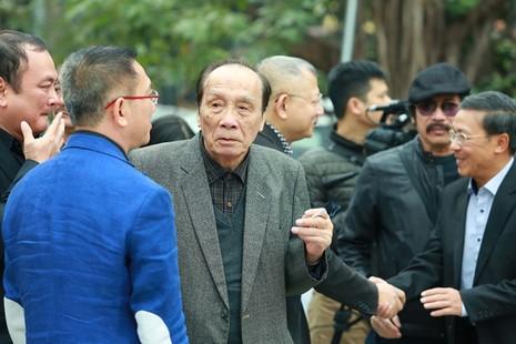 Dàn sao Việt nghẹn ngào tiễn biệt nhạc sĩ Lương Minh  - ảnh 9