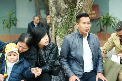 Dàn sao Việt nghẹn ngào tiễn biệt nhạc sĩ Lương Minh  - ảnh 8