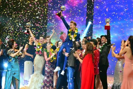 ST trở thành Nam vương đầu tiên của Bước nhảy hoàn vũ - ảnh 1