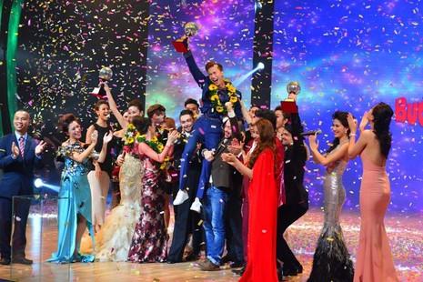 ST trở thành Nam vương đầu tiên của Bước nhảy hoàn vũ - ảnh 15