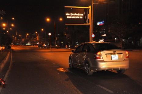 Tài xế chạy ngược chiều gây tai nạn đêm khuya  - ảnh 4