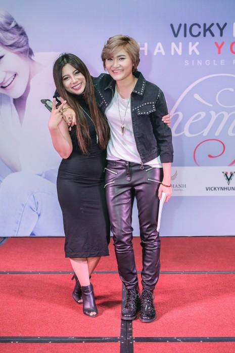 Đàm Vĩnh Hưng hào hứng khi biết Vicky Nhung 'Thèm yêu' - ảnh 5