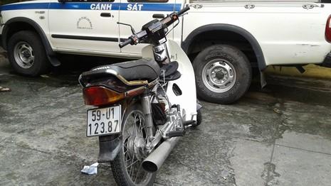Đặc nhiệm truy bắt cướp như phim giữa phố Sài Gòn - ảnh 4