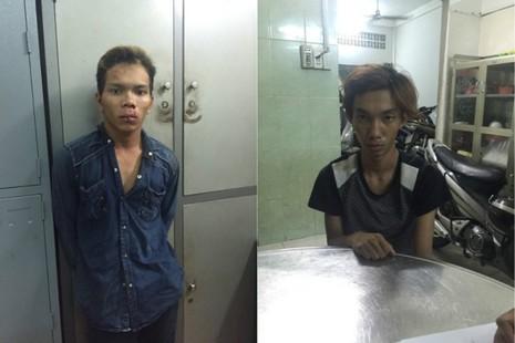 Đặc nhiệm truy bắt nghi phạm thực hiện 2 vụ cướp giật - ảnh 2