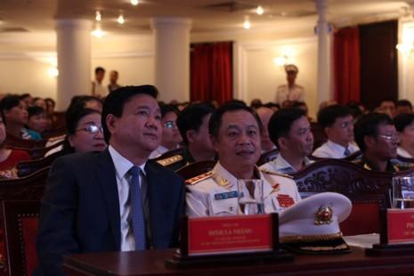 Cảnh sát PCCC TP.HCM nhận huân chương Bảo vệ Tổ quốc  - ảnh 3