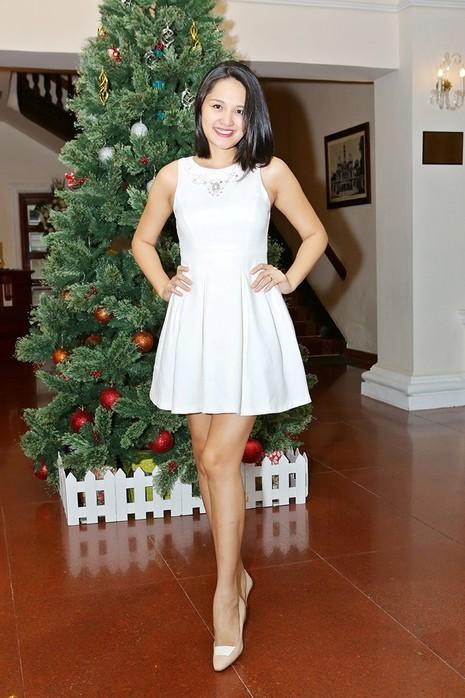 Hoa hậu Hương Giang rạng rỡ đồng hành cùng Turkey Dash  - ảnh 3