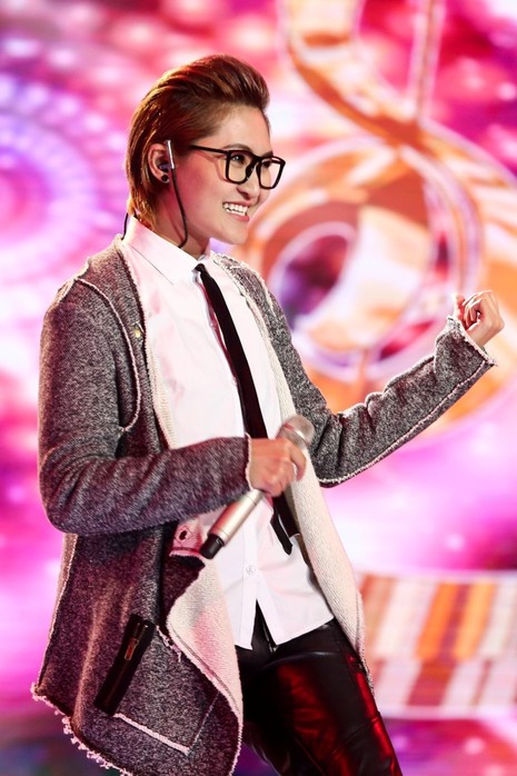 Vicky Nhung đại náo Sing My Song với hit mới - ảnh 1