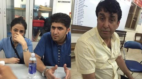 168 giờ truy bắt nhóm người Iran làm ảo thuật trộm tiền - ảnh 1