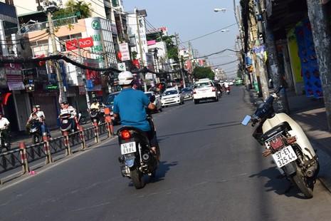 Mồng 1 Tết ở Sài Gòn: Những con đường bình yên - ảnh 6