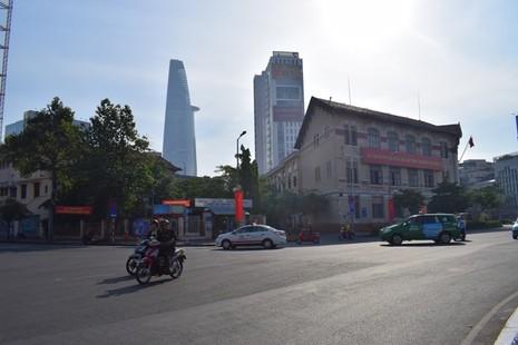 Mồng 1 Tết ở Sài Gòn: Những con đường bình yên - ảnh 9