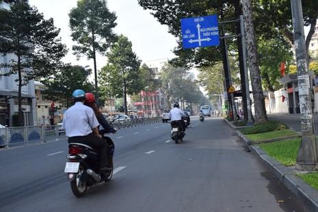 Mồng 1 Tết ở Sài Gòn: Những con đường bình yên - ảnh 10