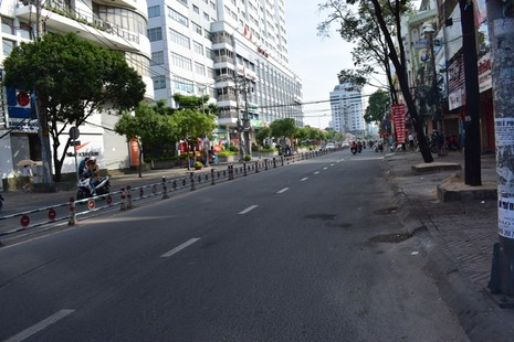 Mồng 1 Tết ở Sài Gòn: Những con đường bình yên - ảnh 3