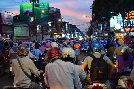Mồng 1 Tết ở Sài Gòn: Những con đường bình yên - ảnh 7